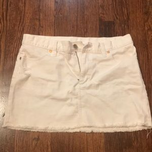 Tory Burch Cut Off Mini